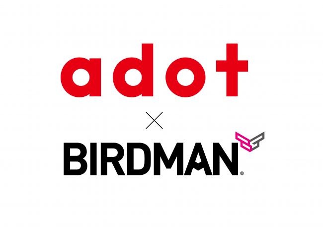 エードット、総合クリエイティブプロダクション「BIRDMAN」をグループ化